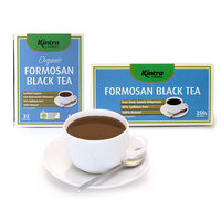 Kintra Foods Organic Formosan Black Tea 250g