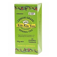 Kin Kin Tea Lemon Grass Tea Bags 30g