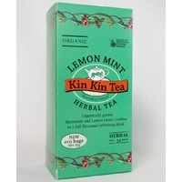 Kin Kin Tea Lemon Mint Tea Bags 30g