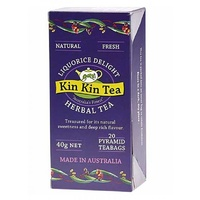 Kin Kin Tea Liquorice DeLight Tea Bags 40g