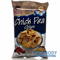 K & S Foods Chick Pea Chips 175g