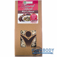 Kuranda Natural Muesli Berry Blend 500g