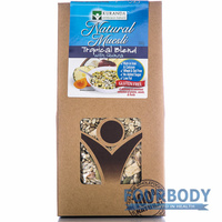 Kuranda Natural Muesli Tropical Blend 500g