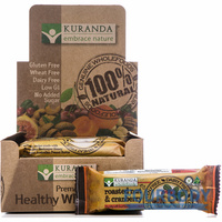 Kuranda Natural Bars Assorted 40g