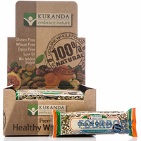 Kuranda Natural Bars Chia & Quinoa 40g