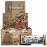 Kuranda Natural Bars Chia & Cacao 40g