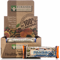Kuranda Natural Bars Chia Assorted 40g