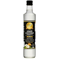 Coco Earth Liquid Coconut Oil 500ml