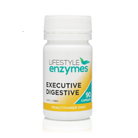 Lifestyle Enzymes Executive Digestive 90 caps