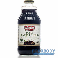Lakewood Black Cherry Juice Organic 946ml