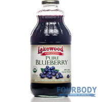 Lakewood Blueberry Juice Organic 946ml