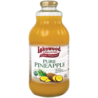 Lakewood Pineapple Juice Organic 946ml