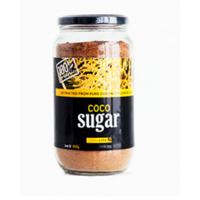 LongLife Health Coconut Sugar Glass Jar 600g