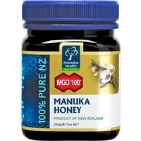 Manuka Health MGO 100+ Manuka Honey 250g