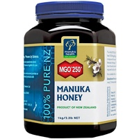 Manuka Health MGO 250+ Manuka Honey 1kg