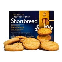 Manuka Health Manuka Honey Shortbread 250g