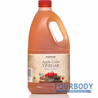 Melrose Organic Apple Cider Vinegar 2L