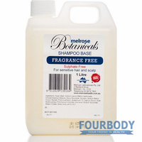 Melrose Botanicals Everyday Fragrance Free Shampoo Base 1L