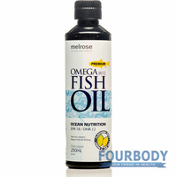 Melrose Omega 18/12 Fish Oil 250ml