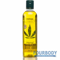 Melrose Hemp Experience Massage Oil 300ml