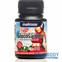 Melrose Plant Source Glucosamine 750mg 120 caps
