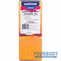 Melrose Massage H2Oil SuperFine 2L