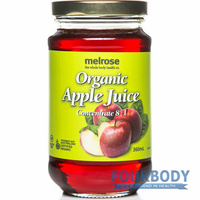 Melrose Organic Apple Juice Concentrate 360ml