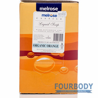Melrose Organics Castile Soap Orange 9L