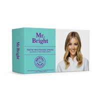 Mr Bright Teeth Whitening Strips 14 Day Treatment