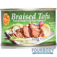 Marigold Health Foods Braised Tofu 225g