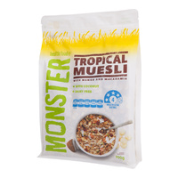 Monster Muesli Tropical 700g