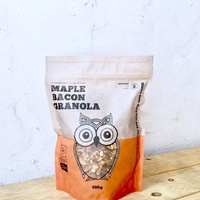 Naked Paleo Maple Bacon Granola 500g