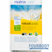 Natracare Pads Regular Maxi 14s