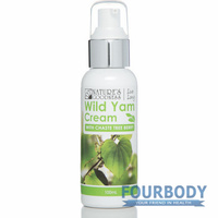 Natures Goodness Wild Yam Cream with Chaste Tree 100ml