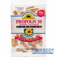Natures Goodness Propolis Candy Aniseed 200g