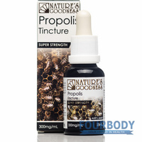 Natures Goodness Propolis Super Tincture 300mg/ml 25ml