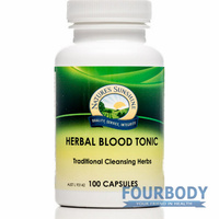 Nature's Sunshine Herbal Blood Tonic 100 caps