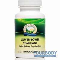 Nature's Sunshine Lower Bowel Stimulant 100 caps