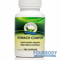Nature's Sunshine Stomach Comfort 100 caps