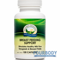 Nature's Sunshine Breast Feeding Support 100 caps