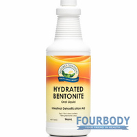 Nature's Sunshine Hydrated Bentonite 946ml
