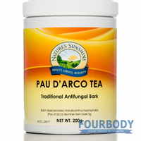 Nature's Sunshine Pau D'Arco Tea 200g