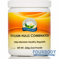 Nature's Sunshine Psyllium Hull Combination 320g
