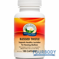 Nature's Sunshine Blessed Thistle 325mg 100 caps