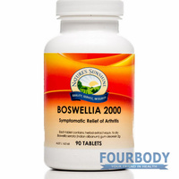 Nature's Sunshine Boswellia 2000 90 tabs