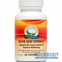 Nature's Sunshine Olive Leaf Extract 60 caps