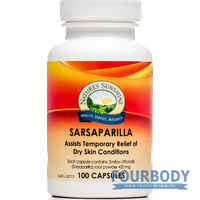 Nature's Sunshine Sarsaparilla 420mg 100 caps