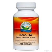 Nature's Sunshine Maca 1200 100 caps