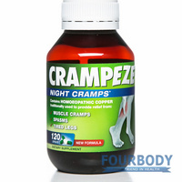 Crampeze Night Cramps 120 caps