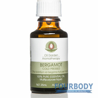 Oil Garden Aromatherapy Bergamot Oil 25ml